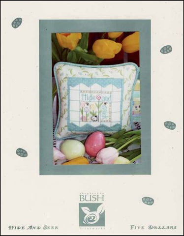 Hide And Seek By Shepherd's Bush Printworks Counted Cross Stitch Pattern