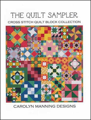 Quilt Sampler by CM DESIGN Counted Cross Stitch Pattern