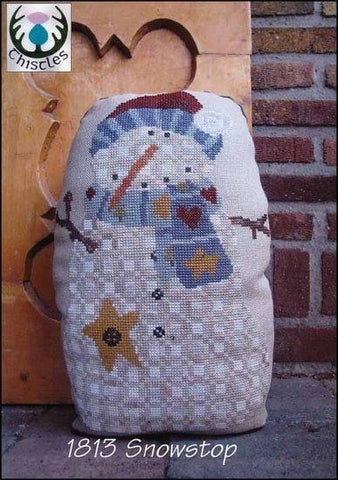 Snowstop by Thistles Counted Cross Stitch Pattern