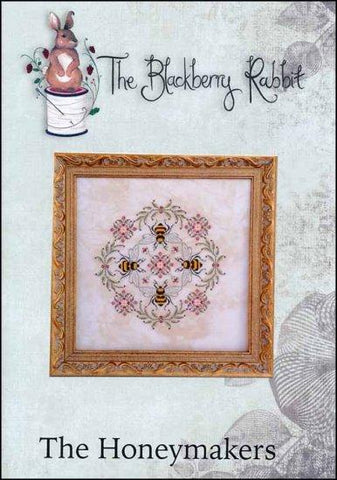 The Honeymakers by The Blackberry Rabbit Counted Cross Stitch Pattern