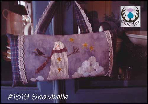 Snowballs by Thistles Counted Cross Stitch Pattern