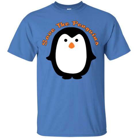 Save the Penguins Awareness Unisex T-Shirt