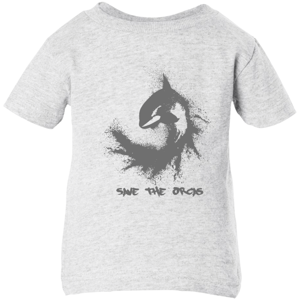 Save the Orcas Infant T-Shirt