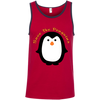 Image of Save the Penguins Awareness Men's Tank Top