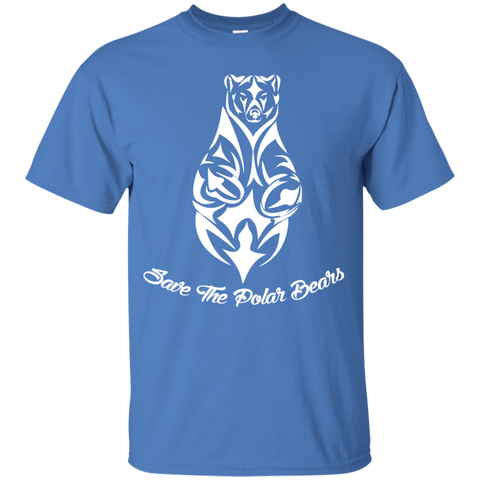 Save The Polar Bears Awareness Youth T-Shirt