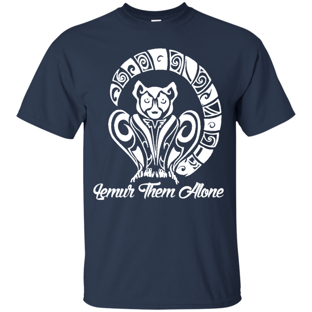 Lemur Them Alone Awareness Youth T-Shirt