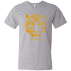 Image of Save the Tigers Awareness Men's V-Neck T-Shirt