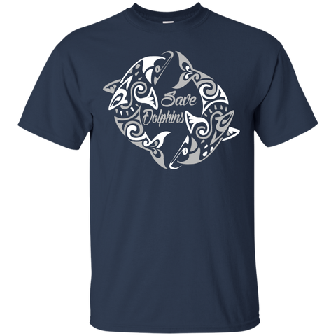 Save Dolphins Awareness Unisex T-Shirt