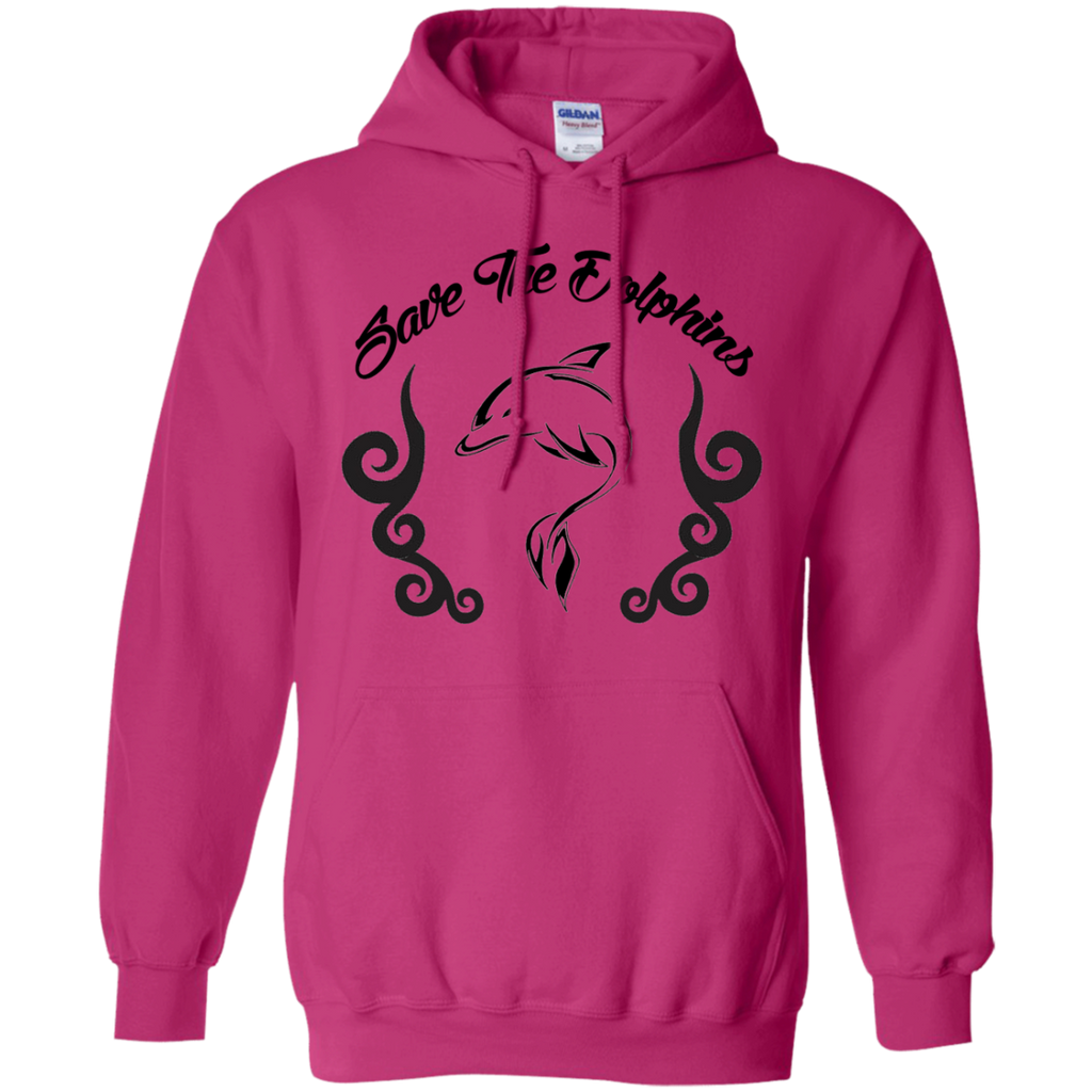 Save The Dolphins Awareness Hoodie