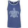 Image of Save the Turtles Awareness Men's Tank Top