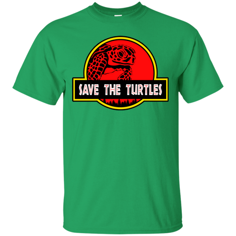 Save the Jurassic Turtles Parody