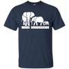 Image of Love Elephants Awareness Unisex T-Shirt