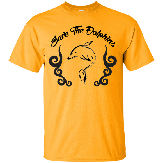 Save The Dolphins Awareness Youth T-Shirt