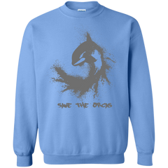 Save the Orcas Summer Sweatshirt