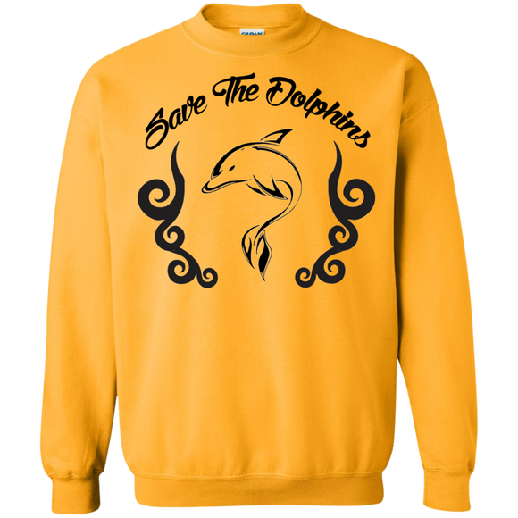 Save The Dolphins Awareness Sweatshirt