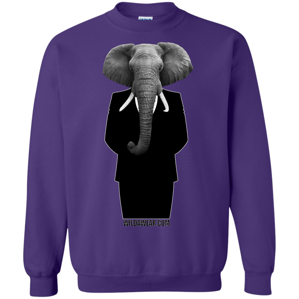 Talk About Elephants in Politic's Sweatshirt