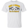 Image of Save A Species Save the Elephants Awareness Unisex T-Shirt