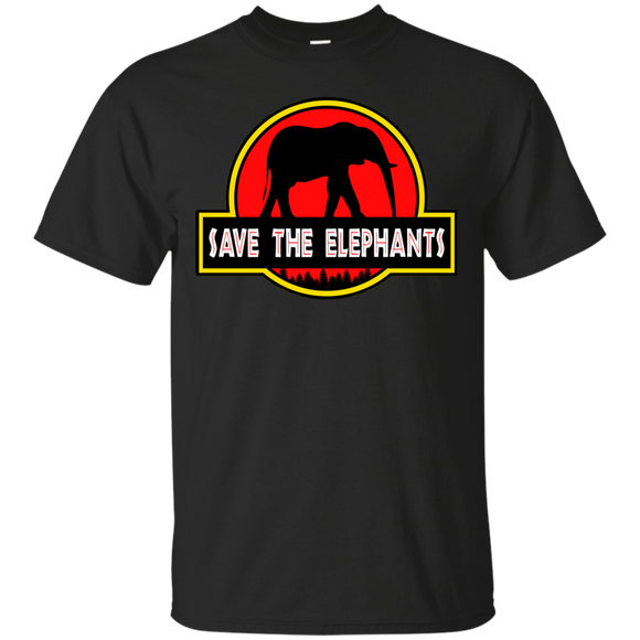 Save the Jurassic Elephants Parody