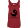 Image of Free The Orcas Women's Tank Top