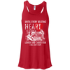 Image of Save & Care for Dog Lovers Women's Flowy Tank Top