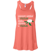Image of Nobody Needs a Turtle Shell Except a Turtle Women's Flowy Tank Top
