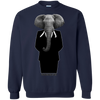Image of Talk About Elephants in Politic's Sweatshirt