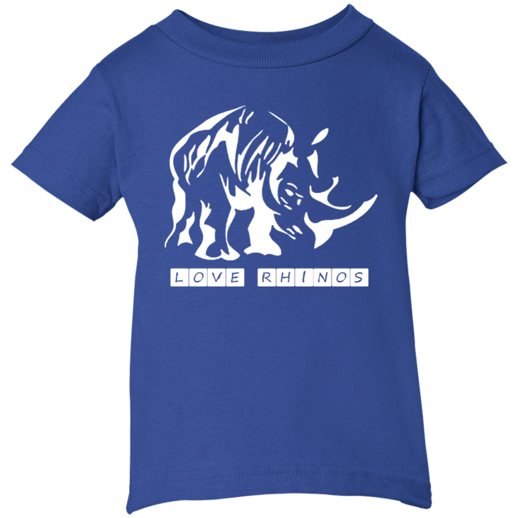 Love Rhinos Infant T-Shirt