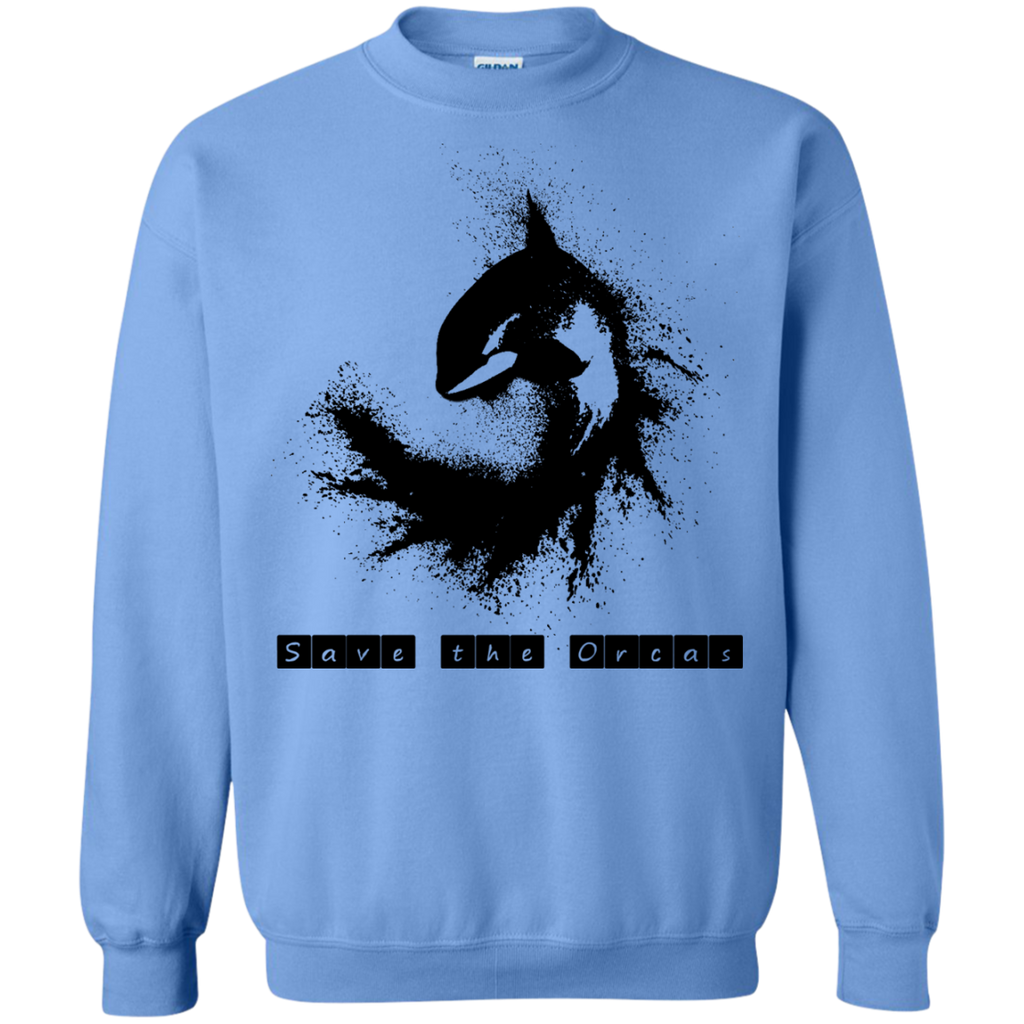 Save the Orcas Sweatshirt