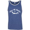 Image of Save the Sharks Men's Tank Top