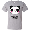Image of Pandas Make Me happy, You Not so Much Men's V-Neck T-Shirt