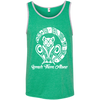 Image of Lemur Them Alone Awareness Men's Tank Top