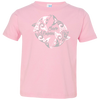 Image of Save Dolphins Awareness Toddler Jersey T-Shirt