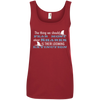 Image of The Thing we Should Fear Most About Sharks is There Looming Extinction Women's Tank Top