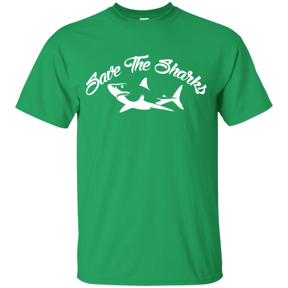 Save the Sharks Youth T-Shirt