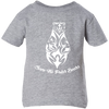 Image of Save The Polar Bears Awareness Infant T-Shirt
