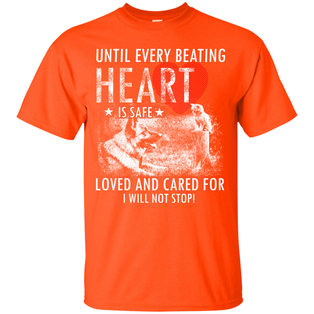 Save & Care for Dog Lovers Youth T-Shirt