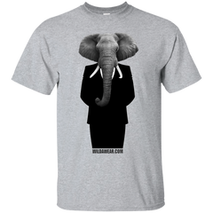 Talk About Elephants in Politic's Unisex T-Shirt
