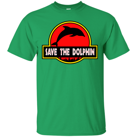 Save the Jurassic Dolphin Parody