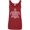 Image of Save the Turtles Awareness Women's Tank Top