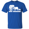 Image of Love Elephants Awareness Youth T-Shirt