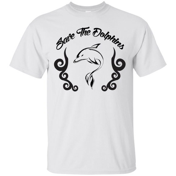 Save The Dolphins Awareness Unisex T-Shirt
