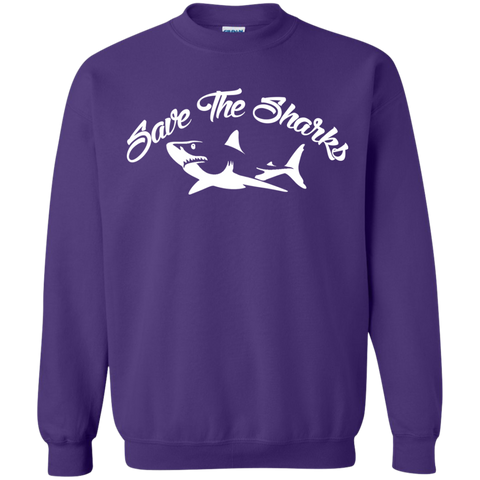 Save the Sharks Sweatshirt