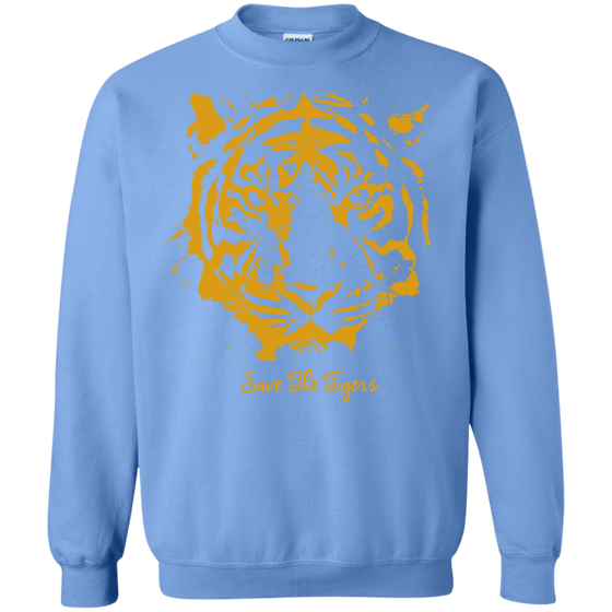Save the Tigers Awareness Sweatshirt
