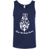Image of Save The Polar Bears Awareness Men's Tank Top