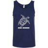 Image of Love Turtles Awareness Men's Tank Top