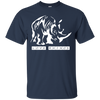 Image of Love Rhinos Unisex T-Shirt