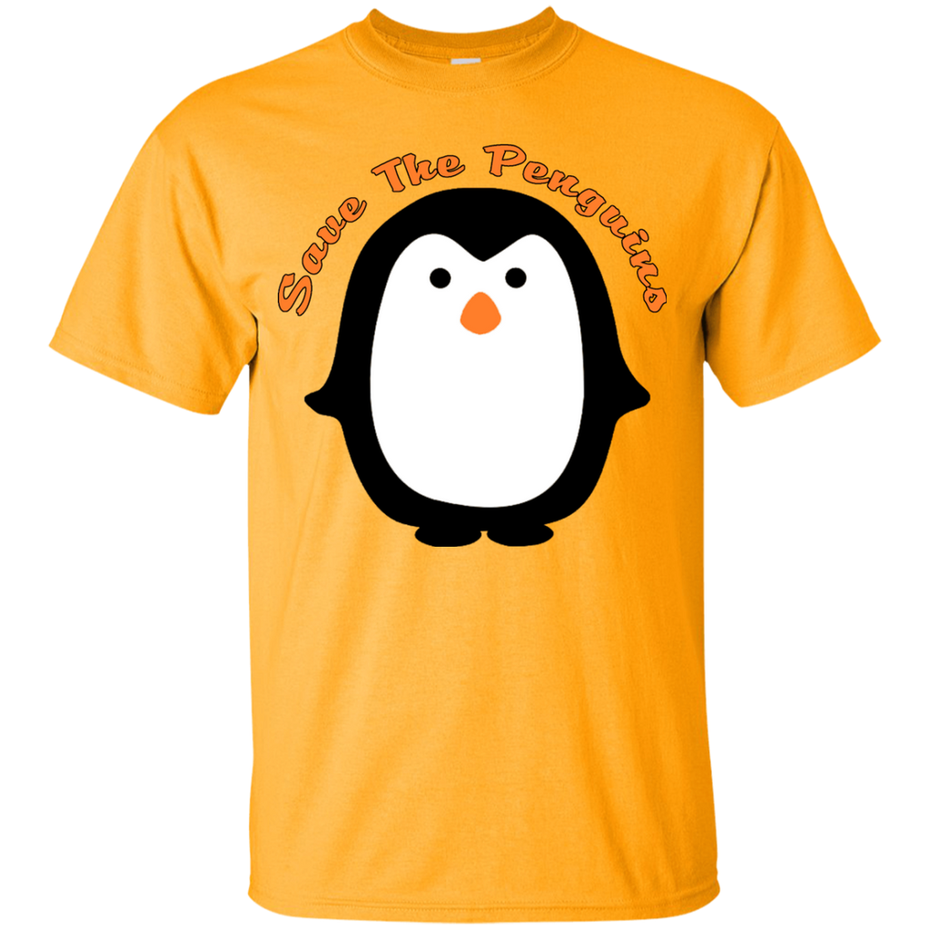 Save the Penguins Awareness Youth T-Shirt