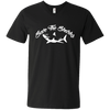 Image of Save the Sharks Men's V-Neck T-Shirt