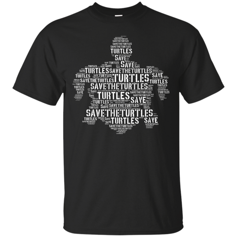 Save the Turtles Awareness Unisex T-Shirt