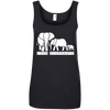 Image of Love Elephants Awareness Women's Tank Top